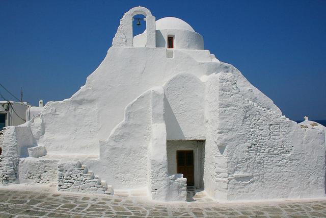 Monumentos y museos de Mykonos