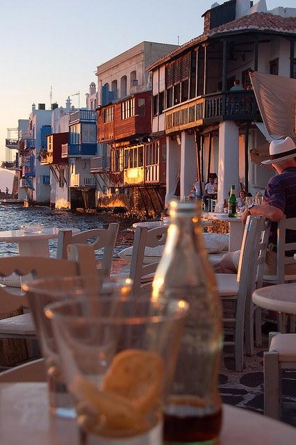 Viajes Organizados a Mykonos