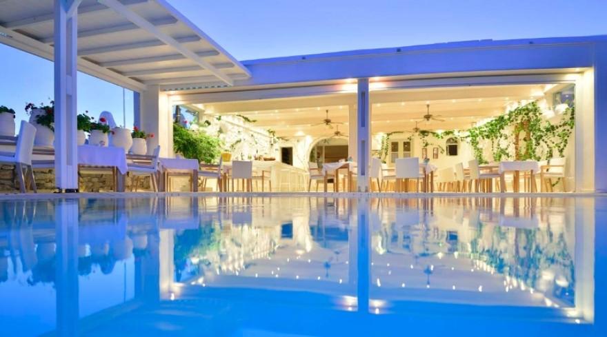 Hoteles con encanto en Mykonos
