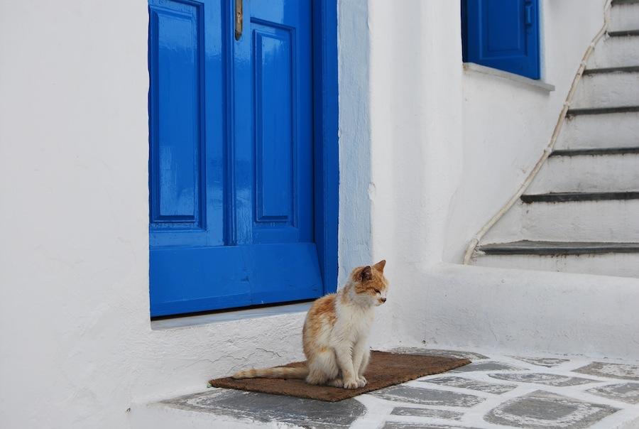 Gu a de la isla de mykonos grecia viaje y vacaciones for Casas en islas griegas