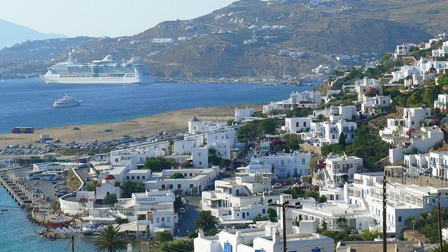 Cruceros a Mykonos