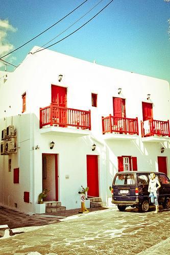 Albergues y hostales en Mykonos